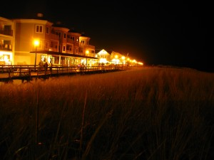 Bethany Beach by night